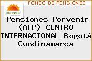 Pensiones Porvenir (AFP) CENTRO INTERNACIONAL Bogotá Cundinamarca