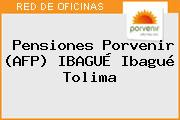 Pensiones Porvenir (AFP) IBAGUÉ Ibagué Tolima