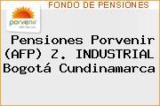 Pensiones Porvenir (AFP) Z. INDUSTRIAL Bogotá Cundinamarca