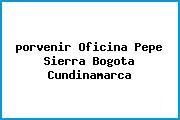 <i>porvenir Oficina Pepe Sierra Bogota Cundinamarca</i>