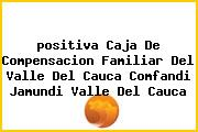 <i>positiva Caja De Compensacion Familiar Del Valle Del Cauca Comfandi Jamundi Valle Del Cauca</i>