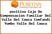 <i>positiva Caja De Compensacion Familiar Del Valle Del Cauca Comfandi Yumbo Valle Del Cauca</i>