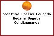 <i>positiva Carlos Eduardo Medina Bogota Cundinamarca</i>