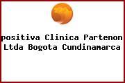 <i>positiva Clinica Partenon Ltda Bogota Cundinamarca</i>