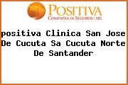 <i>positiva Clinica San Jose De Cucuta Sa Cucuta Norte De Santander</i>