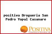<i>positiva Drogueria San Pedro Yopal Casanare</i>