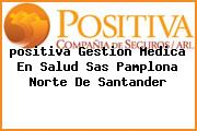 <i>positiva Gestion Medica En Salud Sas Pamplona Norte De Santander</i>