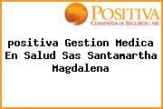 <i>positiva Gestion Medica En Salud Sas Santamartha Magdalena</i>