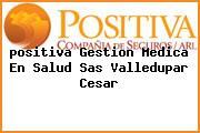 <i>positiva Gestion Medica En Salud Sas Valledupar Cesar</i>