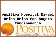 <i>positiva Hospital Rafael Uribe Uribe Ese Bogota Cundinamarca</i>