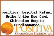 <i>positiva Hospital Rafael Uribe Uribe Ese Cami Chircales Bogota Cundinamarca</i>
