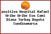 <i>positiva Hospital Rafael Uribe Uribe Ese Cami Diana Turbay Bogota Cundinamarca</i>