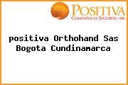 <i>positiva Orthohand Sas Bogota Cundinamarca</i>