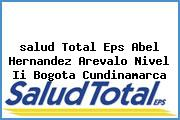 <i>salud Total Eps Abel Hernandez Arevalo Nivel Ii Bogota Cundinamarca</i>