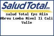 <i>salud Total Eps Alin Abreu Lomba Nivel Ii Cali Valle</i>