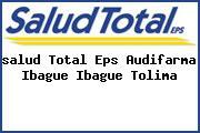 <i>salud Total Eps Audifarma Ibague Ibague Tolima</i>