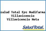 <i>salud Total Eps Audifarma Villavicencio Villavicencio Meta</i>
