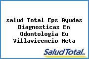 <i>salud Total Eps Ayudas Diagnosticas En Odontologia Eu Villavicencio Meta</i>