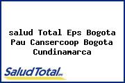<i>salud Total Eps Bogota Pau Cansercoop Bogota Cundinamarca</i>