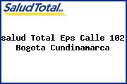 <i>salud Total Eps Calle 102 Bogota Cundinamarca</i>