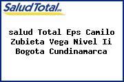 <i>salud Total Eps Camilo Zubieta Vega Nivel Ii Bogota Cundinamarca</i>