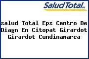 <i>salud Total Eps Centro De Diagn En Citopat Girardot Girardot Cundinamarca</i>