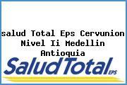 <i>salud Total Eps Cervunion Nivel Ii Medellin Antioquia</i>