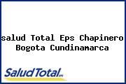 <i>salud Total Eps Chapinero Bogota Cundinamarca</i>