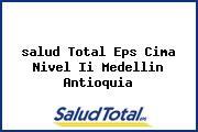 <i>salud Total Eps Cima Nivel Ii Medellin Antioquia</i>
