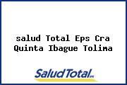 <i>salud Total Eps Cra Quinta Ibague Tolima</i>