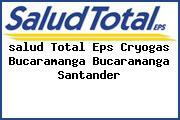 <i>salud Total Eps Cryogas Bucaramanga Bucaramanga Santander</i>