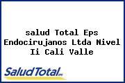<i>salud Total Eps Endocirujanos Ltda Nivel Ii Cali Valle</i>