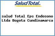 <i>salud Total Eps Endosono Ltda Bogota Cundinamarca</i>