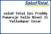 <i>salud Total Eps Freddy Pumarejo Valle Nivel Ii Valledupar Cesar</i>