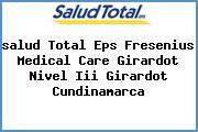 <i>salud Total Eps Fresenius Medical Care Girardot Nivel Iii Girardot Cundinamarca</i>