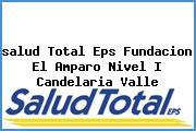 <i>salud Total Eps Fundacion El Amparo Nivel I Candelaria Valle</i>