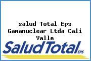 <i>salud Total Eps Gamanuclear Ltda Cali Valle</i>