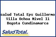 <i>salud Total Eps Guillermo Villa Ochoa Nivel Ii Bogota Cundinamarca</i>