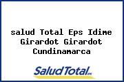 <i>salud Total Eps Idime Girardot Girardot Cundinamarca</i>