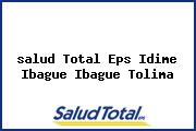 <i>salud Total Eps Idime Ibague Ibague Tolima</i>