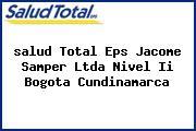 <i>salud Total Eps Jacome Samper Ltda Nivel Ii Bogota Cundinamarca</i>