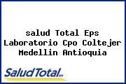<i>salud Total Eps Laboratorio Cpo Coltejer Medellin Antioquia</i>