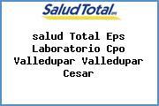 <i>salud Total Eps Laboratorio Cpo Valledupar Valledupar Cesar</i>