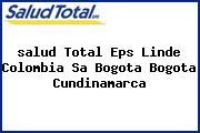 <i>salud Total Eps Linde Colombia Sa Bogota Bogota Cundinamarca</i>