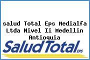 <i>salud Total Eps Medialfa Ltda Nivel Ii Medellin Antioquia</i>