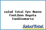 <i>salud Total Eps Nuevo Fontibon Bogota Cundinamarca</i>