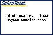 <i>salud Total Eps Olaya Bogota Cundinamarca</i>