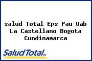 <i>salud Total Eps Pau Uab La Castellano Bogota Cundinamarca</i>