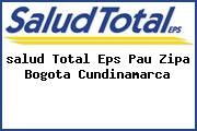 <i>salud Total Eps Pau Zipa Bogota Cundinamarca</i>