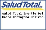 <i>salud Total Eps Pie Del Cerro Cartagena Bolivar</i>